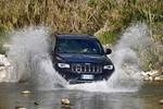 Jeep im Vorwärtsgang