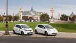 E-Autos von Nissan und Renault absolvieren 175 000 Kilometer beim Klimagipfel