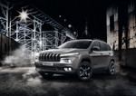 "Jeep Cherokee als Sondermodell ""Night Eagle"""