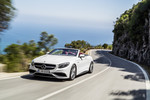 Mercedes-Benz S-Klasse Cabrio bestellbar