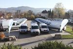 Westnetz erhält 100 Mercedes-Benz Transporter