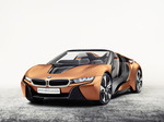 BMW i8 Spyder Vision Future Interaction.