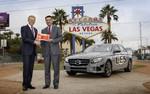 Die E-Klasse darf autonom durch Nevada fahren