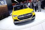 Detroit 2016: Audi spendiert dem SUV eine Brennstoffzelle