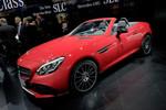 Detroit 2016: Mercedes-Benz tauft den SLK um