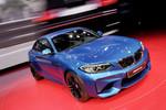 Detroit 2016: BMW M2 Coupé gibt ab April Gas