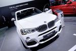 Detroit 2016: BMW X4 mit neuem M-Motor