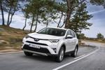 Toyota RAV4 nach umfassender Modellpflege auch als Hybrid