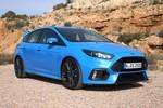Pressepräsentation Ford Focus RS: Man könnte, wenn man wollte