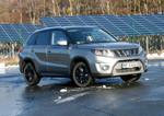 Fahrbericht Suzuki Vitara S: Dem Benziner wird jetzt Druck gemacht