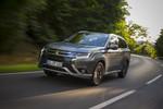 Deutschlands beliebtester Plug-in-Hybrid kommt von Mitsubishi
