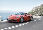 Porsche stellt Boxster neu auf