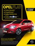 Opel-Flat bei Neuwagenkauf