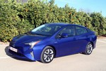 Pressepräsentation Toyota Prius: Höhere Effizienz gepaart mit besserem Fahrverhalten