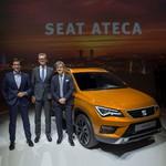 Seat bringt Kompakt-SUV Ateca