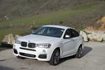 Pressepräsentation BMW X4 M40i: Hotspot für Heißsporne