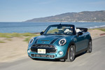 Pressepräsentation Mini Cabrio: Solarantrieb