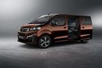 Peugeot Traveller für Geschäftsreisende