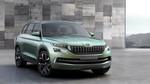 Genf 2016: Skodas SUV-Vision kann an die Steckdose