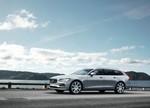 Volvo enthüllt V90