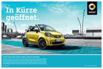 Smart startet Kampagne zum Fortwo Cabrio