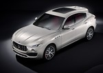 Genf 2016: Jetzt will auch Maserati höher hinaus