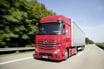 Mercedes-Benz gibt alternativen Kraftstoff für Lkw frei