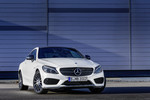 Mercedes-AMG C 43 4Matic Coupé kommt im Juni