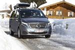 Verkäufe der Mercedes-Benz V-Klasse gestiegen