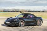 Präsentation Porsche 718 Boxster: Weniger ist mehr