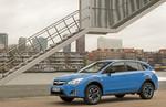 Subaru XV: Mit Blau und Orange ins neue Modelljahr
