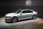 Genf 2016: Ein langer Volkswagen für China