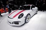 Genf 2016: Porsche 911 ohne unnötigen Ballast