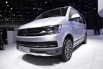 Genf 2016: Mehr Möglichkeiten mit dem Multivan