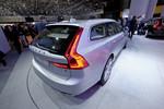 Genf 2016: Volvo schiebt den 90er-Kombi nach