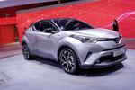 Genf 2016: Toyota C-HR ist startklar