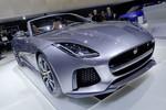 Genf 2016: Beim Jaguar F-Type geht jetzt noch mehr