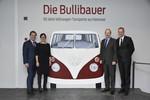 """Ausstellung: """"Die Bullibauer"""" aus Hannover"""