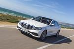 Präsentation Mercedes-Benz E-Klasse: Mit Verwöhn-Aroma