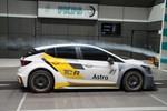 Opel schickt den Astra TCR in den Windkanal