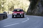 Im Seat Ronda Crono bei der Rally Costa Brava