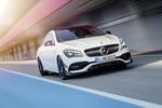 Update für den Mercedes-Benz CLA