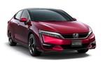 Verkaufsstart des Honda Clarity Fuel Cell in Japan