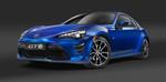 New York 2016: Toyota GT86 wird aufgepeppt