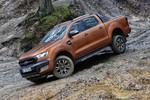Präsentation Ford Ranger: Naturbursche mit Hang zur Wildnis