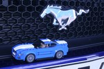 Ausprobiert: Ford Mustang von Lego – Aufkleber verdammt nah am Original