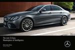 Mercedes-Benz startet Kampagne zur Markteinführung der neuen E-Klasse