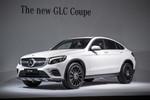 New York 2016: Weltpremiere für Mercedes-Benz GLC Coupé