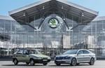 Skoda und VW: Eine starke Partnerschaft feiert Jubiläum