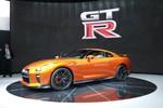New York 2016: Nissan spendiert dem GT-R ein Facelift